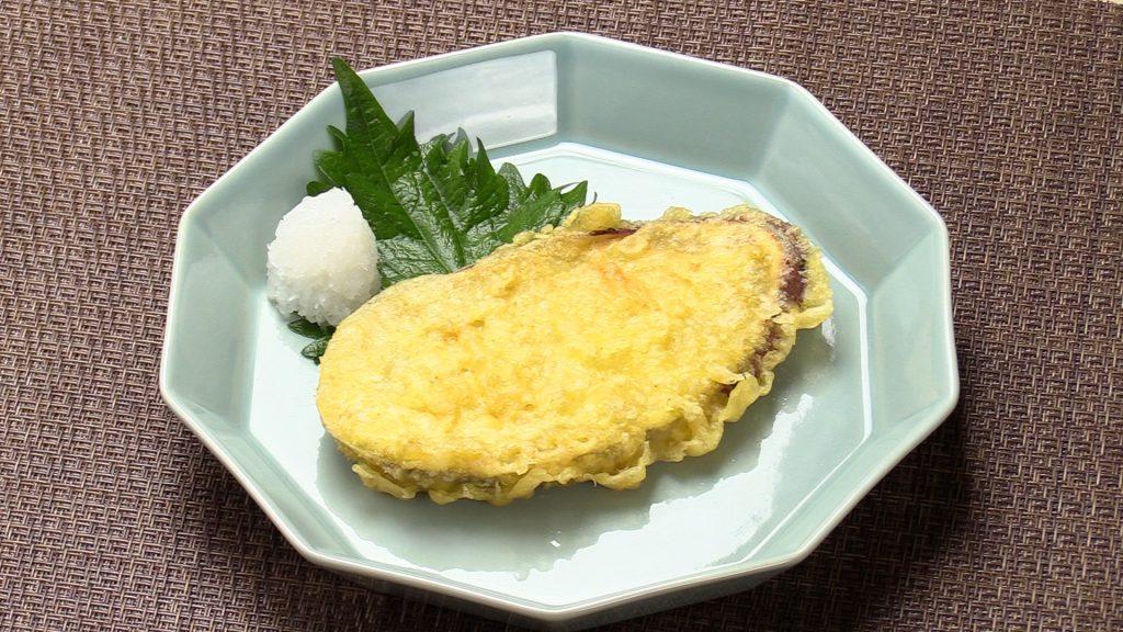 【手軽に家庭で作れる介護食】さつま芋の天ぷら|訪問歯科ネット