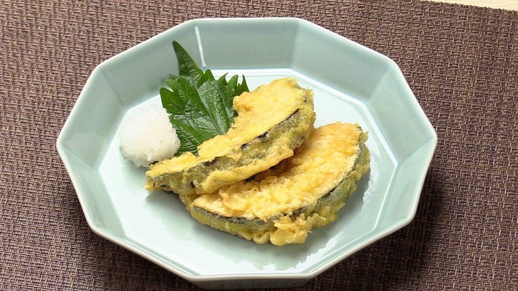 【手軽に家庭で作れる介護食】かぼちゃの天ぷら|訪問歯科ネット