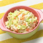 【手軽に家庭で作れる介護食】コールスローサラダ|訪問歯科ネット