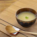 【見た目も美味しいえんげ食レシピ】味噌汁(とろみ)|訪問歯科ネット