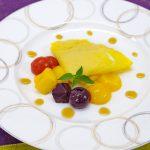 【華やかでハレの料理 えんげ食レシピ】クレープ|訪問歯科ネット