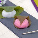 【華やかでハレの料理 えんげ食レシピ】柏餅・桜餅|訪問歯科ネット